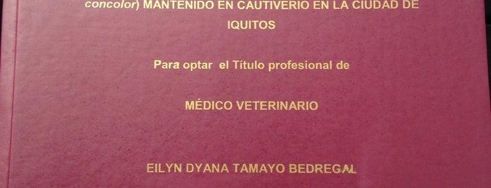 Facultad de Medicina Veterinaria - UAP is one of Natalia'nın Beğendiği Mekanlar.