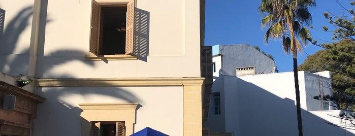 Grand Hotel Villa de France is one of Posti che sono piaciuti a Carl.