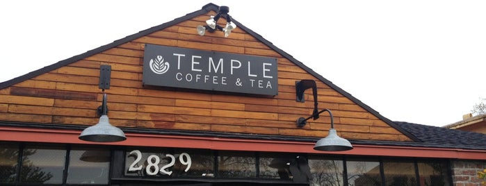 Temple Coffee & Tea is one of Sac.