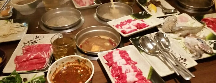 Spring Shabu Shabu Buffet is one of Flushing.