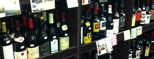 Irving Wine and Spirits is one of Most Pleasant, Mt. Pleasant.