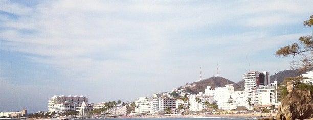 Playa Amapas is one of Trips.