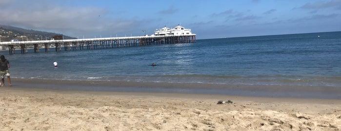 Malibu Beach is one of Tracy'ın Kaydettiği Mekanlar.