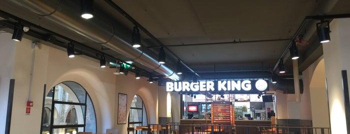 Burger King is one of Lieux sauvegardés par Rozhin.