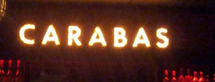 Carabas is one of Moscow TOP places.