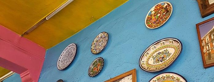Restaurant El Alfeñique is one of Por Visitar.