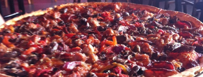 Rocketboy Pizza is one of Sydney Gluten Free.