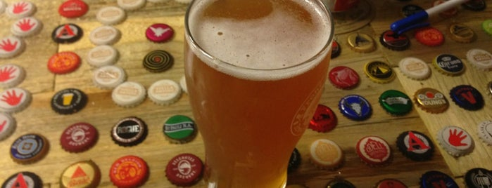 Front Range Brewing Company is one of Best 4sq Tips.