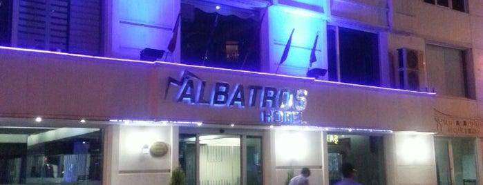 Es Albatros Hotel is one of Eskişehir Otel.