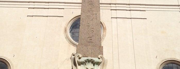 Elefantino e Obelisco della Minerva is one of Rome / Roma.