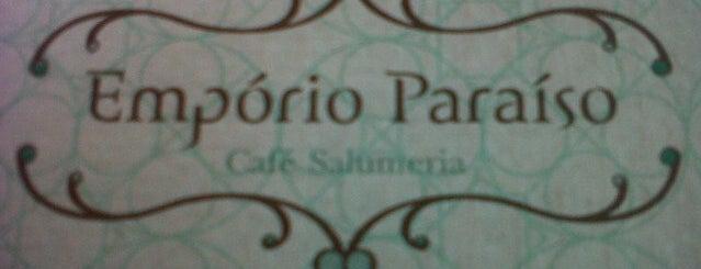 Emporio Paraíso - Cafe Salumeria is one of Posti salvati di Michelle.