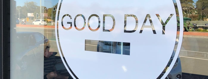 good day coffee is one of Potential Work Spots: Gold Coast.