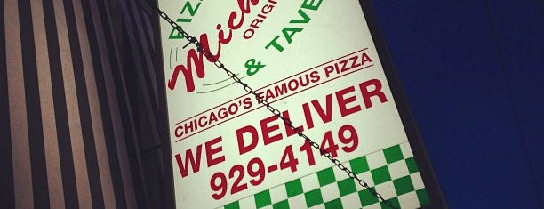 Michael's Original Pizzeria & Tavern is one of Chicago.
