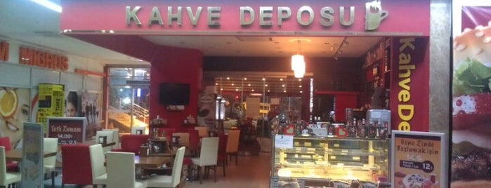 Kahve Deposu is one of My list.