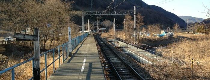 信濃川島駅 is one of JR 고신에쓰지방역 (JR 甲信越地方の駅).