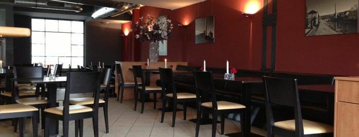 Restaurant Janssen is one of Orte, die Uta gefallen.