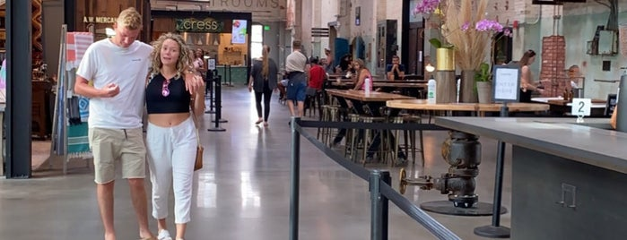 Heights Public Market At Tampa Armature Works is one of Tampa.