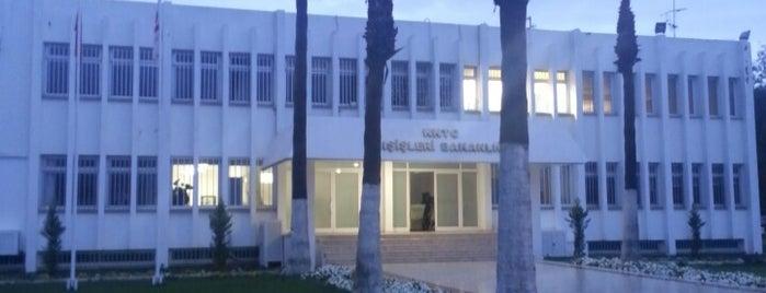 Dışişleri Bakanlığı is one of Lugares favoritos de kapali.