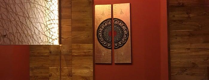 Buddhattitude Spa is one of Buddha-Bar.