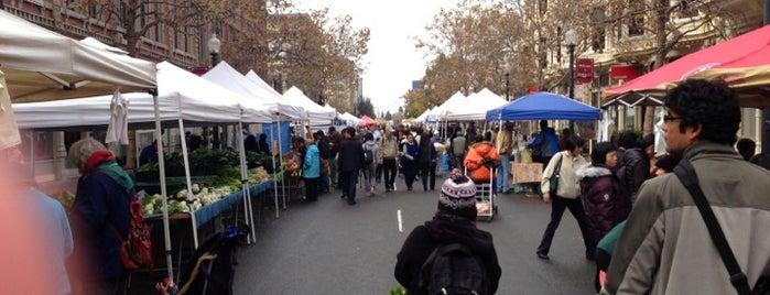 Old Oakland Farmers' Market is one of Lieux qui ont plu à Ben.