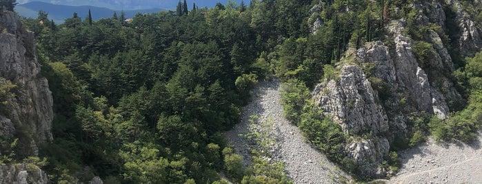Modro jezero is one of Destinations.