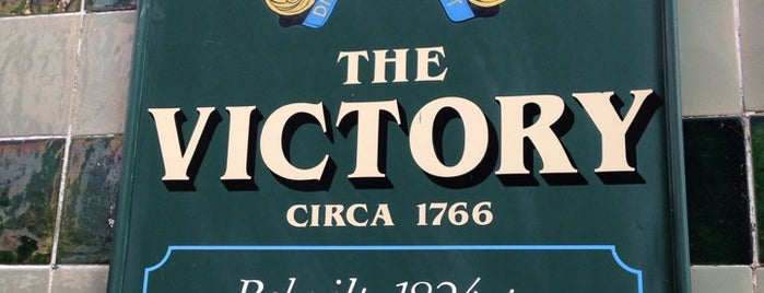 The Victory Inn is one of England.