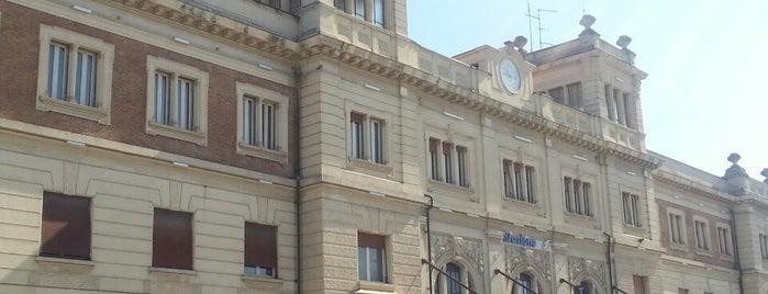 Stazione Forlì is one of Riviera Adriatica 3rd part.