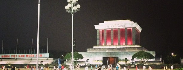 Lăng Chủ Tịch Hồ Chí Minh (Ho Chi Minh Mausoleum) is one of Andyさんのお気に入りスポット.