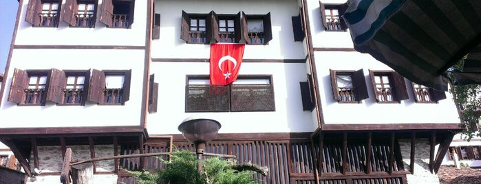 Kaymakamlar Gezi Evi is one of Outdoor,Festival/Area,Beach,Hotel,Show Center etc..