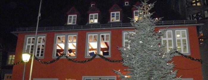 Weihnachtsmarkt Idstein is one of Weihnachtsmärkte 2.