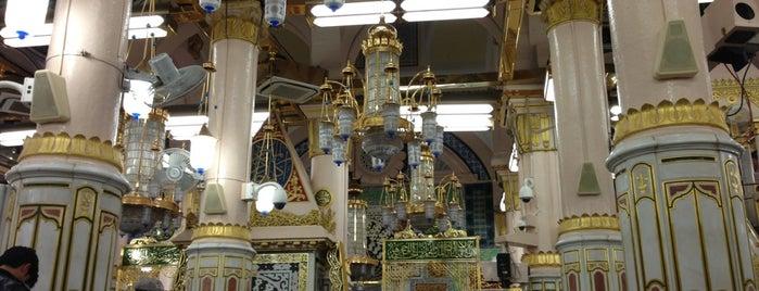 예언자의 모스크 is one of Soly 님이 저장한 장소.