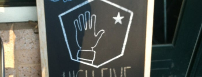 High Five Coffee Bar is one of Asheville.