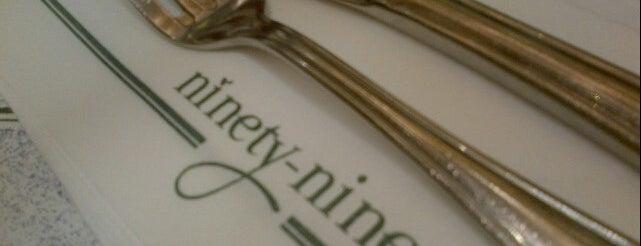 Ninety-Nine is one of Close Coffee and Food.