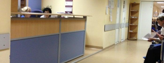 Поликлиника больницы № 122 is one of Аннаさんのお気に入りスポット.