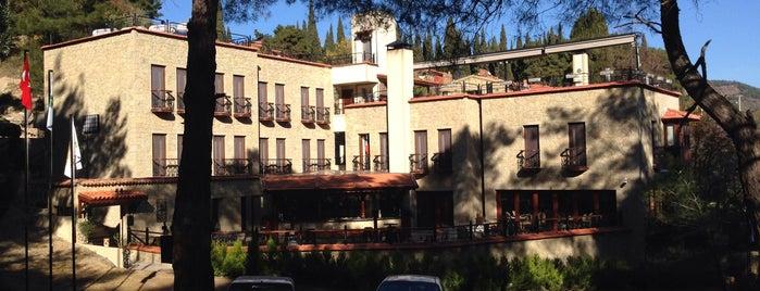karye müze otel is one of Bengü Deliktaş'ın Beğendiği Mekanlar.
