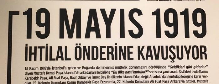 Eskişehir Kurtuluş Müzesi is one of Bengü Deliktaş'ın Beğendiği Mekanlar.