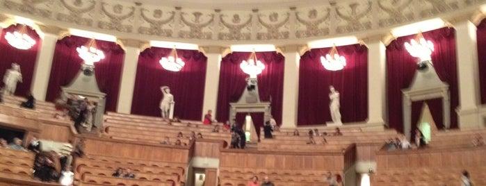 Новосибирский государственный академический театр оперы и балета is one of Novosibirsk TOP places.