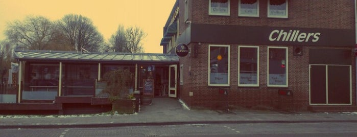 Chillers is one of Vriendenkring Hertog Jan-café 2012.