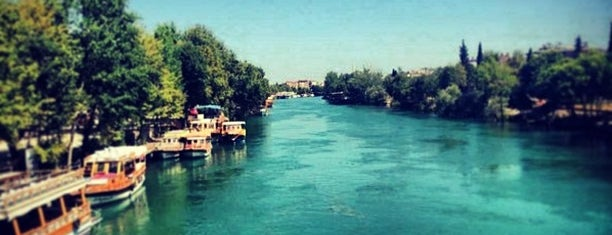Manavgat is one of Check-in 4.