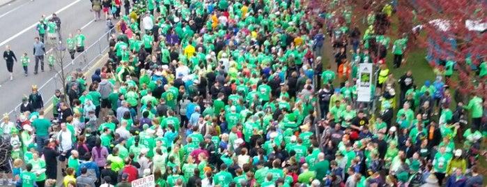Portland Shamrock Run is one of Posti salvati di JRA.
