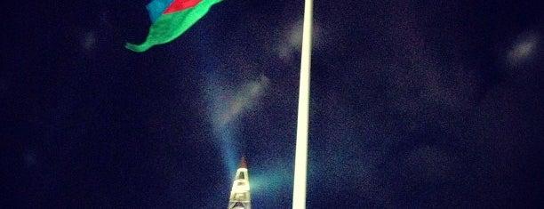Dövlət Bayrağı Meydanı | National Flag Square is one of Baku, AZ.