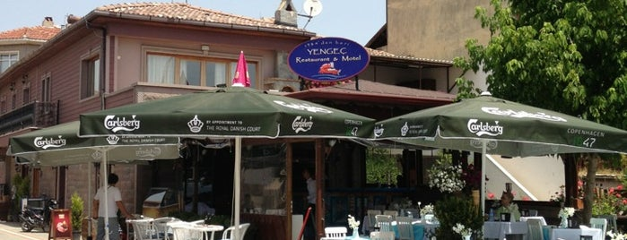 Yengeç Restaurant & Otel is one of Altınoluk.