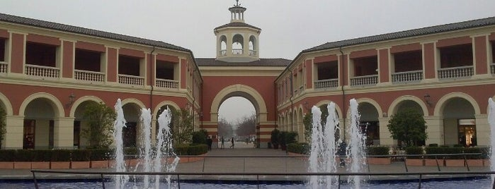 Serravalle Designer Outlet is one of Milan, Italy.