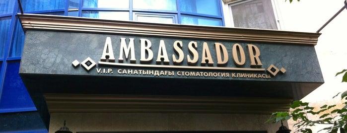 Ambassador Dental Clinic is one of Orte, die Irina gefallen.