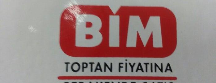 BİM is one of Orte, die Hilal gefallen.