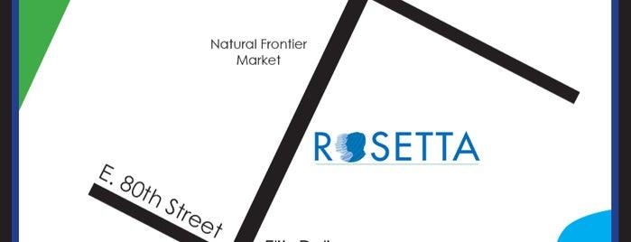 Rosetta Radiology is one of สถานที่ที่ Brett ถูกใจ.