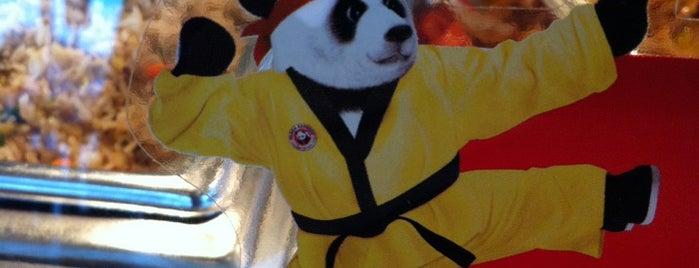 Panda Express is one of Lieux qui ont plu à Brandon.