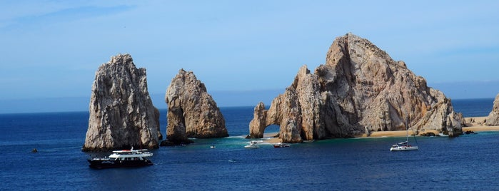 Cabo San Lucas is one of México Hot Spots.