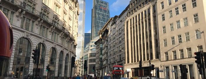 The Square Mile | City of London is one of Tempat yang Disukai Paul.