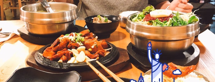 Taste Korea is one of Places To Go!.